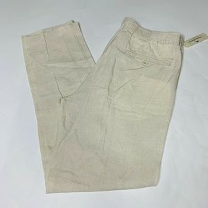 Tommy Bahama Mens Pants Size Large Tall 33 Inseam